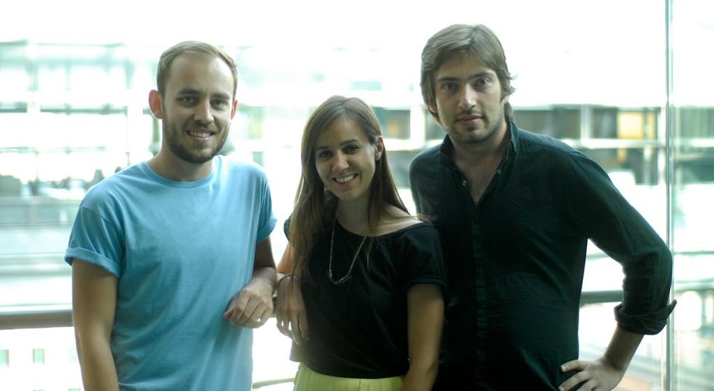 Das MEDIGO-Gründerteam