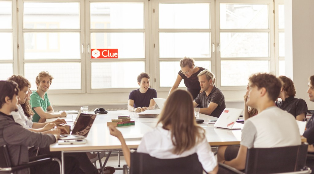 Das Clue Team