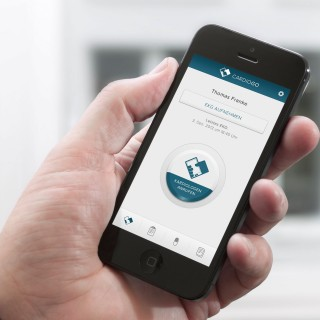 CARDIOGO App Dashboard