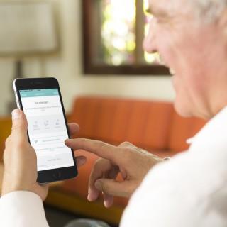 CardioSecur Smartphone App