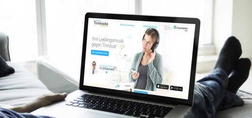 Tinnitracks Website