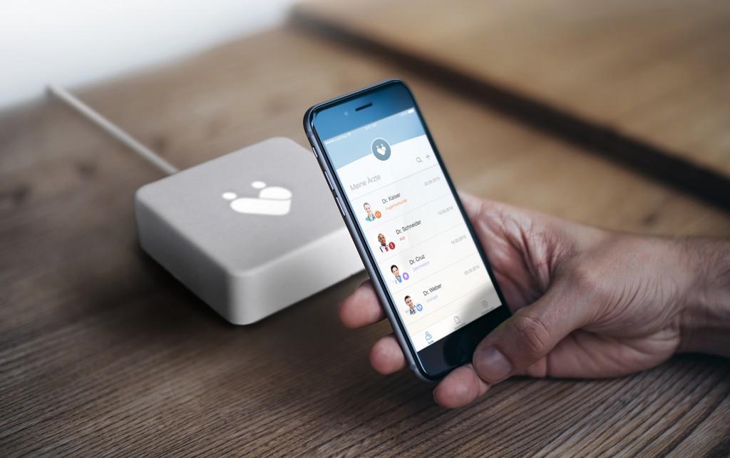 LifeTime-App mit LifeHub