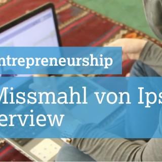Social Entrepreneurship: Inge Missmahl von Ipso im Interview