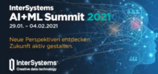 Virtueller AI+ML Summit: alles Wissenswerte